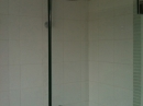 The Home Handyman Glass and aluminium shower screen replacement
