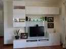 The Home Handyman IKEA flat pack entertainment unit assembly